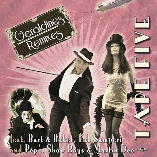 Tape Five альбом Geraldines Remixes