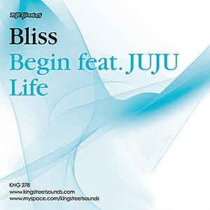 Bliss альбом Begin/ Life