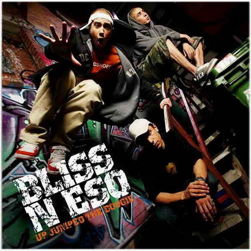 Bliss N Eso альбом Up Jumped the Boogie