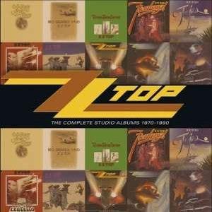 ZZ Top альбом The Complete Studio Albums 1970-1990