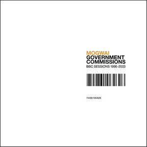 Mogwai альбом Government Commissions: BBC Sessions 1996-2003