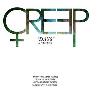 Creep альбом Days Remixes