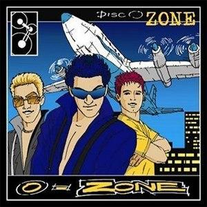 O-Zone альбом Disco-zone