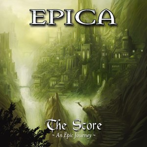 Epica альбом The Score: An Epic Journey
