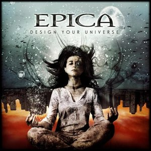 Epica альбом Design Your Universe (exclusive Bonus Version)