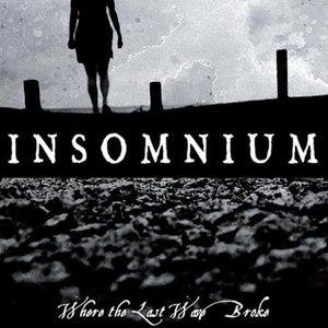 Insomnium альбом Where the Last Wave Broke
