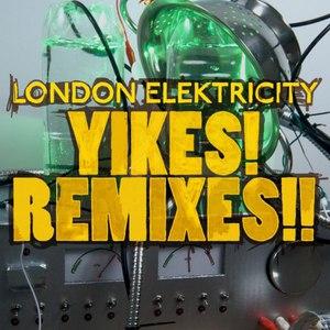 London Elektricity альбом Yikes! Remixes!!