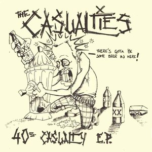 The Casualties альбом 40 Oz. Casualty