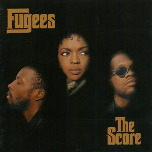 Fugees альбом The Score (Edited)