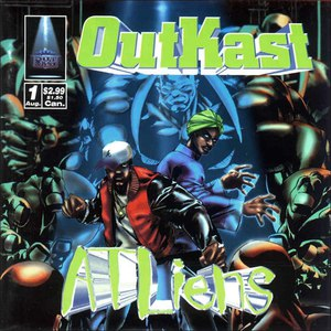Outkast альбом ATLiens