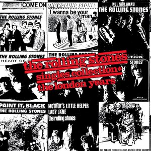The Rolling Stones альбом The Rolling Stones Singles Collection: The London Years