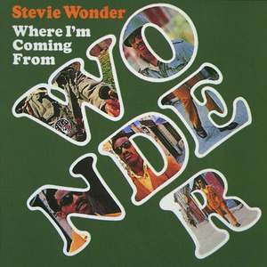 Stevie Wonder альбом Where I'm Coming From