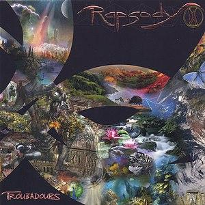 Rapsody альбом Troubadours
