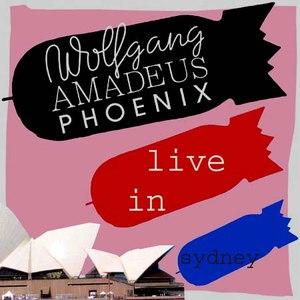 Phoenix альбом Live in Sydney