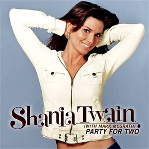 Shania Twain альбом Party For Two