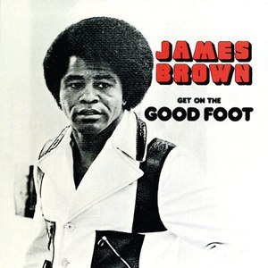 James Brown альбом Get On The Good Foot