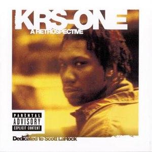 KRS-ONE альбом A Restrospective