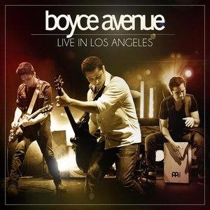 Boyce Avenue альбом Live in Los Angeles