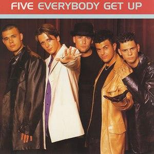 Five альбом Everybody Get Up