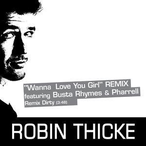 Robin Thicke альбом Wanna Love You Girl