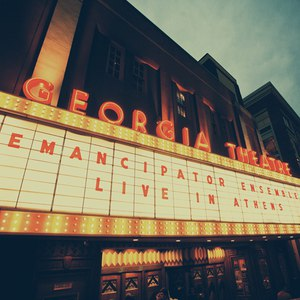 Emancipator альбом Live In Athens