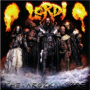 Lordi альбом The Arockalypse