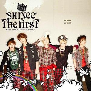 SHINee альбом THE FIRST