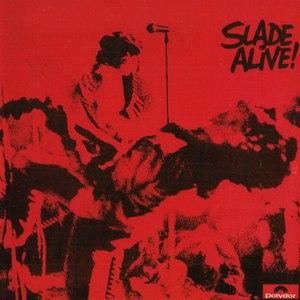 Slade альбом Slade Alive!