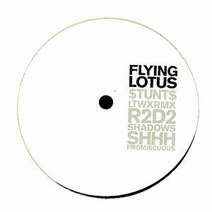 Flying Lotus альбом Shhh!