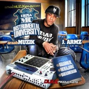 Araabmuzik альбом Instrumental University