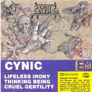 Cynic альбом 1990 Demo