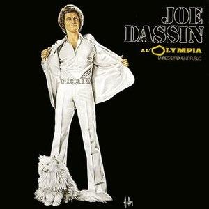 Joe Dassin альбом A L'Olympia (Enregistrement Public)