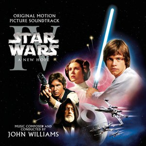 John Williams альбом Star Wars Episode IV: A New Hope (Original Motion Picture Soundtrack)