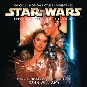 John Williams альбом Star Wars Episode 2: Attack of the Clones