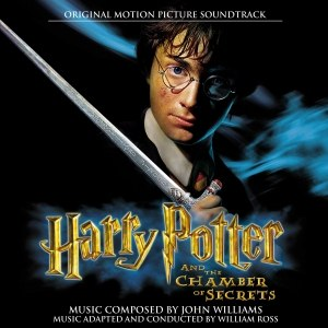 John Williams альбом Harry Potter and The Chamber of Secrets/ Original Motion Picture Soundtrack