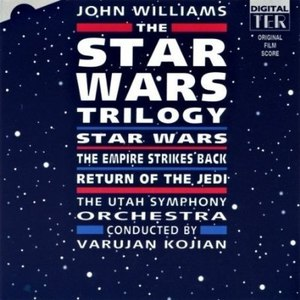 John Williams альбом The Star Wars Trilogy
