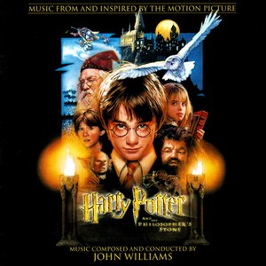 John Williams альбом Harry Potter and the Philosopher's Stone