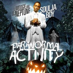 Soulja Boy альбом Paranormal Activity