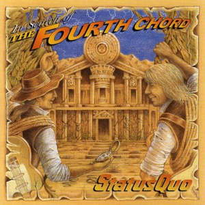 Status Quo альбом In Search Of The Fourth Chord