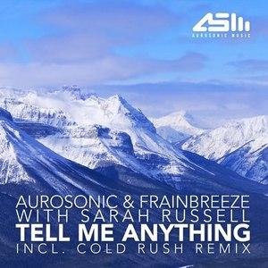 aurosonic альбом Tell Me Anything