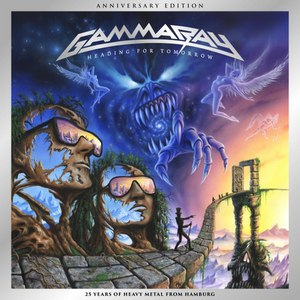 Gamma Ray альбом Heading for Tomorrow (Anniversary Edition)