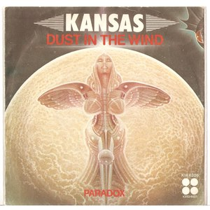 Kansas альбом Dust in the Wind