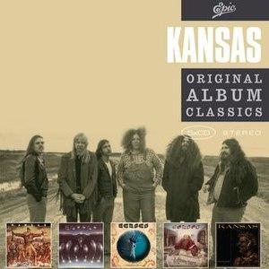Kansas альбом Original Album Classics