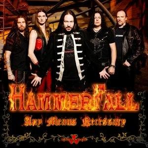 HammerFall альбом Any Means Necessary