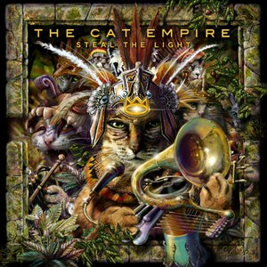 The Cat Empire альбом Steal the Light
