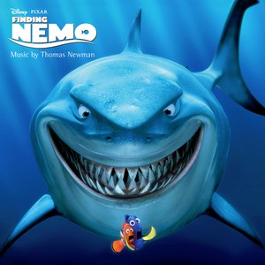 Thomas Newman альбом Finding Nemo
