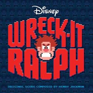 Henry Jackman альбом Wreck-It Ralph