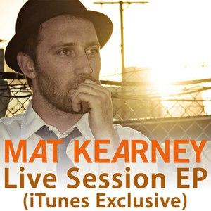 Mat Kearney альбом Live Session (iTunes Exclusive)