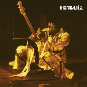 Jimi Hendrix альбом Live At The Fillmore East