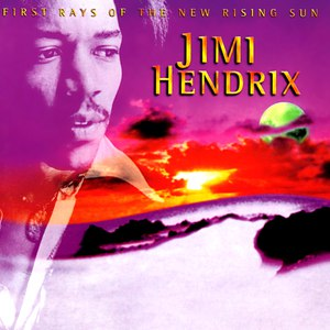 Jimi Hendrix альбом First Rays of the New Rising Sun